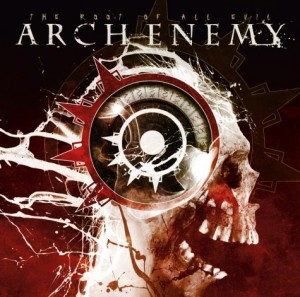 Arch Enemy The Root of All Evil cover