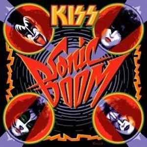 Kiss Sonic Boom cover