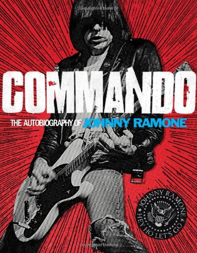 Commando Johnny Ramone cover